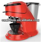 Promotion glass coffee maker set