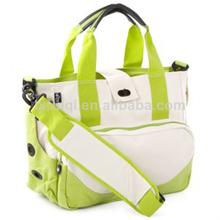 wholesale new fashion customized canvas diaper tote bag