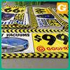 Custom pvc foam banner