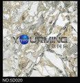 Imitação de mármore polido telhas vitrificadas da porcelana/piso de azulejo