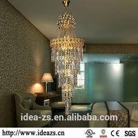 C9156 indoor glass chandelier ,2013 modern crystal light ,low ceiling crystal chandelier