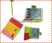 Hybrid PU Leather Wallet Flip Pouch Case Cover Stand Card Holder For iPad Air Factory Wholesale Hot