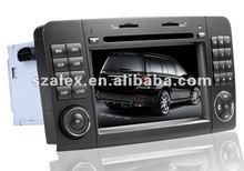 for mercedes benz w164 car audio entertainment system
