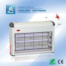 Electronic UV lamp bug zapper aluminum box pest control CHLJ-20B