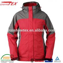 breathable men's outdoor jacket