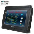 "Wecon 7"" hmi / hmi touch screen CAN BUS interface and optional of mitsubishi hmi"