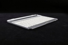 Ultra Slim Bluetooth Keyboard for Apple iPad Air, Aluminum Keyboard for iPad Air F-IPD5KB001