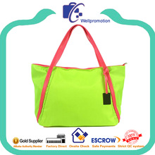 2014 Wellpromotion branded design fashion handbag wholesale