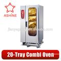 40-Tray électrique combi four / four combi