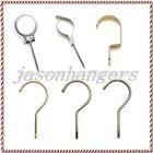MH002 metal hooks for hangers