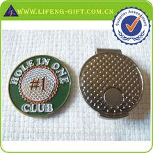 Cheap Custom Hat Clip Ball Marker Wholesale