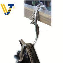 2014 rotatable s shaped purse hanger