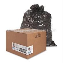 HDPE 55 Gallon biodegradable plastic trash can liner