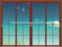 modern aluminium door/aluminium window and door/aluminium glass door