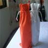 wine bag dispenser/wine cooler bag/pvc wine cooler plastic bag