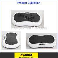 TODO Vibration Machine Butterfly Shape Oscillation machine Crazy Fit Massage vibration plate
