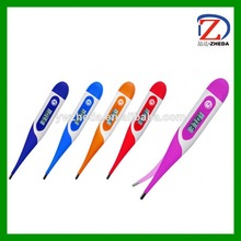 Popular new design infrared forehead and ear digital thermometer