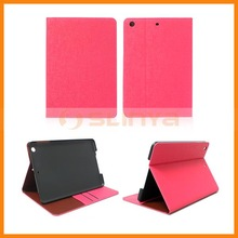 Cards Slots Inside Flip Leather Case For iPad Mini 2 Retina Leather Case