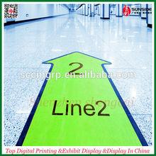 Custom Floor Sticker Shenzhen Production Guangdong supplier