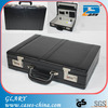 Professional design hardside leather executive briefcase