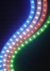 outdoor lighted christmas train china supplier high BrightnessRGB LED Rice Rope Light waterproof