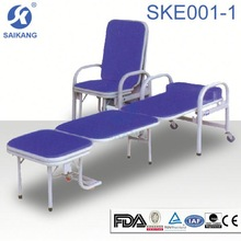 Foldable Hospital Sleeping Chair