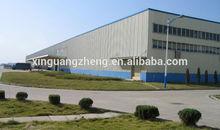 pre engineered steel industrial building with office