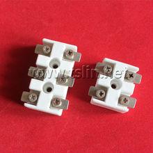 [HUTO CERATRIC] 3-way terminal block connector screw terminal block connector electronic connector