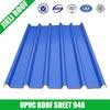 Trapezoidal UPVC roofing shingles tiles prices