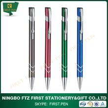 high end No Novelty metal clips pen