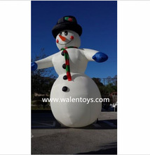 inflatable snowman,giant/large outdoor inflatable snowman