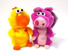 Wholesale Talking animal toys, electronic stuffed toys,Talking Pig Talking Duck Talking Hamster