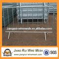 Qualidade superior em pvc revestido galvanizado& crowd control barreira retrátil