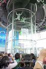 4D vertical wind tunnel iFLY fly away Indoor Skydiving wind tunnel sky, skydiving windtunnel