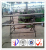 OEM ODM custom high quality grey iron/steel textile machine shaft