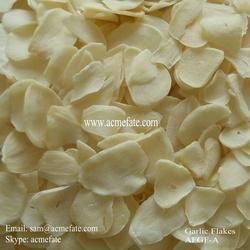 Seasoning KOSHER FDA high quality garlic in flakes