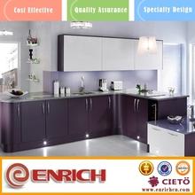 creative kitchen cabinet high gloss uv paint