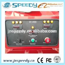 instalation for spray polyurethane
