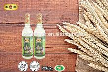 9% acidity Fresh Natural Brewed Shanxi White Rice Sushi Vinegar