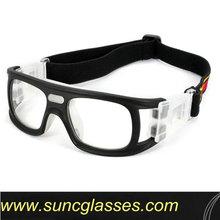 2014 new trendy basketball protective glassesUV400