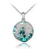 2014 wholesale jewelry swarovski element happy mickey necklace