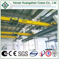 Electric Single Girder 10 ton Mobile Crane