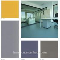PVC flooring color white roll flooring dance room vinyl flooring stock