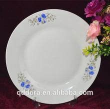 White Porcelain Ceramic Restaurant Serving Dishes,cheap indian serving dishes,Cheap Bulk Dinner Plates
