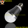 Shenzhen led manufacture 5w high quality e27 e26 b22 base led bulb light with SAA,CE,RoHS,UL approved