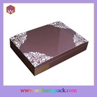 custom design fancy gift boxes made in China