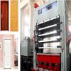 hot selling steel door press machine