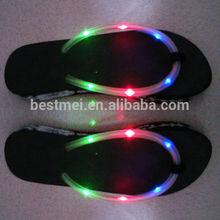 custom flash flip flops with lights