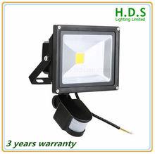 PIR Motion Sensor Security Wall LED Floodlight LED Security Alarm Light