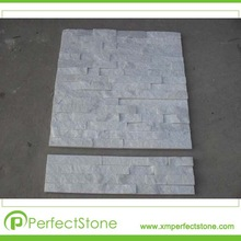 White Natural Split Cast Stone